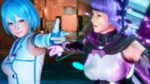 Dead or Alive 6 Story 08: Ayane vs NiCO +Marie Rose, Infiltration!