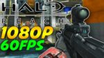 Halo Reach Flight 3 Gameplay 1080p 60fps! Halo MCC Halo Reach Xbox One Gameplay!