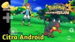 [Test] Pokemon Ultra Sun Citra 3DS Emulator(CPU JIT) On Android