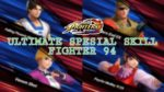 All Ultimate Skill Fighters The King Of Fighters All Star ' 94'