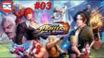 THE KING OF FIGHTERS ALL STAR #03 - ANDY,SIE,MAY,SUPER ACE YURI E YURI!
