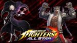 THE KING OF FIGHTERS ALL STAR - Evento Tekken  EX Stage #3 (Comentado)