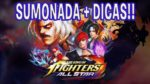 The King of Fighters ALLSTAR - EVOLUÇAO DE HEROIS + SUMONADA TOP!!!