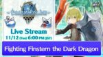 Toram Online|Fighting Finstern the Dark Dragon #783 [MMORPG]