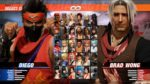 Dead Or Alive 6 Diego vs Brad Wong Gameplay PC