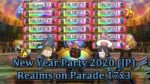 [FFRK JP] New Year Party 2020 | Realms on Parade 17x3 #285