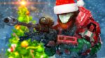 Halo Reach PC -  Hunting Christmas Noobs!
