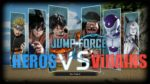 Jump Force - Heroes vs Villains 👿