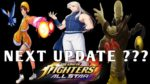 Non listed Characters on KOF allstar Must UPDATE ADD these Characters