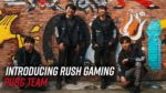 【PUBG】Introducing Rush Gaming PUBG TEAM【Rush Gaming】