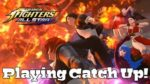 Story mode Chapter 6-8 expert,  King of Fighters All Star