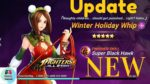 The King of Fighters ALLSTAR NEW WINTER UPDATE PREVIEW