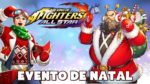 The King of Fighters AllStar - Evento de Natal.