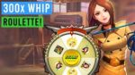 300 Spins of Whip Roulette! - King of Fighters ALLSTAR