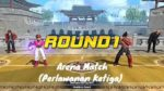 Arena dan League Match Gameplay (The King Of Fighters Allstar Malaysia Gameplay)