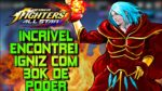 CONFERINDO SERVER JAPONÊS OLHA O QUE ACHEI - THE KING OF FIGHTERS ALL STAR #59
