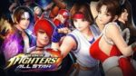 THE KING OF FIGHTERS ALLSTAR  : Super Missão do Andy Dia 01