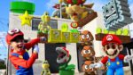実写版 マリオメーカー2 USJ SUPER NINTENDO WORLDを作る!Real Life in Super Mario Maker 2