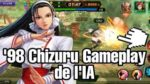 /!ATTENTION SPOIL/! | The King of Fighters : Allstar | '98 Chizuru - Gameplay de l'IA /!
