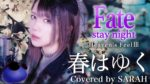 【Fate/stay night [Heaven's Feel] Ⅲ.spring song】Aimer - 春はゆく (SARAH cover) / フェイトステイナイト short  ver.