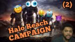 HALO REACH IN 2020! (campaign mode part 2)