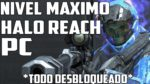 Llegando al nivel MAXIMO en Halo Reach PC | Halo The Master Chief Collection | Temporada 1