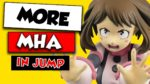 MORE MY HERO ACADEMIA CHARACTERS FOR JUMP FORCE!