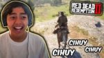 PRITI BIUTI EMEJING CIHUY | Momen Lucu Red Dead Redemption 2 PC Indonesia