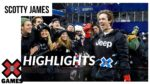 Scotty James HIGHLIGHT REEL | X Games Aspen 2020