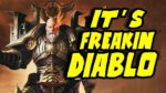 THIS NEW GAME IS BASICALLY DIABLO