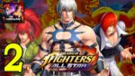 The King Of Fighters AllStar - Gameplay (Android, IOS) Parte 2