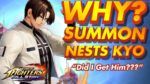 """WHY SUMMON NESTS KYO XIII"" The King of Fighters ALLSTAR"