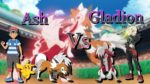 Ash Vs Gladion (Pokemon Ultra Sun & Moon) Alola Battle Of Rivals |