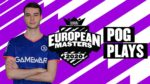 #EUMasters Pog Plays