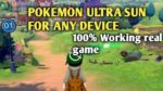 HOW TO DOWNLOAD POKEMON|ULTRA SUN IN|ANY ANDROID DEVICE|2020|