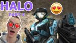 Halo: Reach - FORGET ABOUT JORGE - Part 4 [Let's play / Walkthrough]
