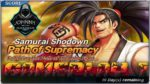 KOF ALLSTAR - Samurai Shodown Path of Supremacy Event The Completion Rewards Gameplay 1 (2020)