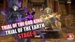 King's Raid(キングスレイド) Trial of the earth(大地の試練) STAGE 8 - Chase(チェイス) & Taily(テイリー)
