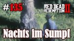 Let's Play Red Dead Redemption 2 #135: Nachts im Sumpf [Frei] (Slow-, Long- & Roleplay)