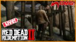 RED DEAD REDEMPTION 2 | STORY MODE CONTINUED | LIVE!