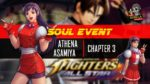 [STORY] Chapter 3 | Soul Event - Athena Asamiya | KING OF FIGHTERS (HD)