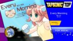 Every Morning【Tapsonic TOP】Normal mode BPM150 Enjoy Music
