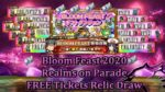 [FFRK JP] Bloom Feast 2020 | Realms On Parade and Free Tickets Relic Draw #294
