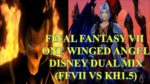 Final Fantasy VII One Winged Angel Mashup [Disney Dual Mix] Ver.2 (FFVII, KH1.5)