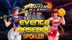 Spoiler Baseball Event King of Fighters ALLSTAR