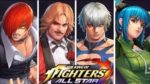 The king of Fighter ALLSTARS - New Aprile 2020 update||Fighter baru Festa Ash Hadir